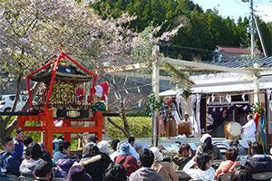 文化、歴史、祭り(催事)の調査